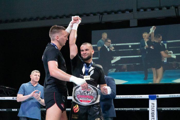 Vorovski Wins Interim Title in Tallinn