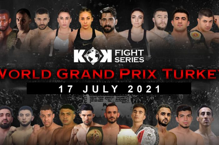 KOK Fight Series in Adanya: Fight Card and Viewing Information